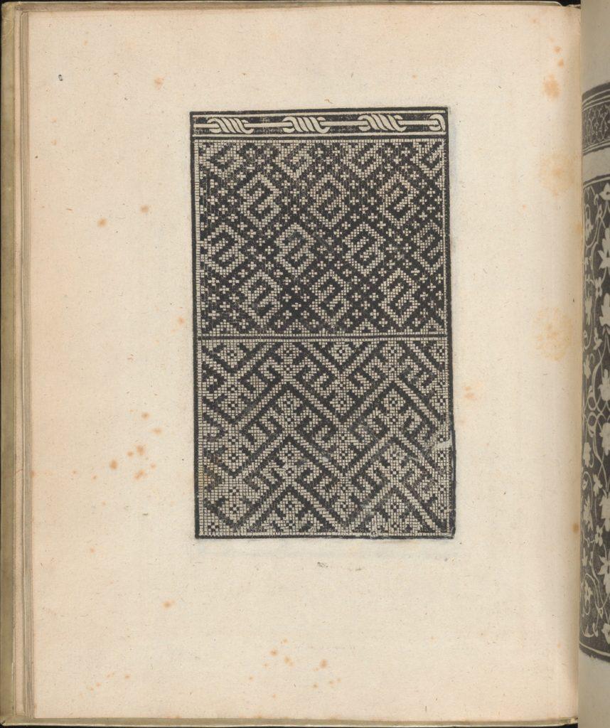 Trionfo Di Virtu. Libro Novo..., page 11 (verso)