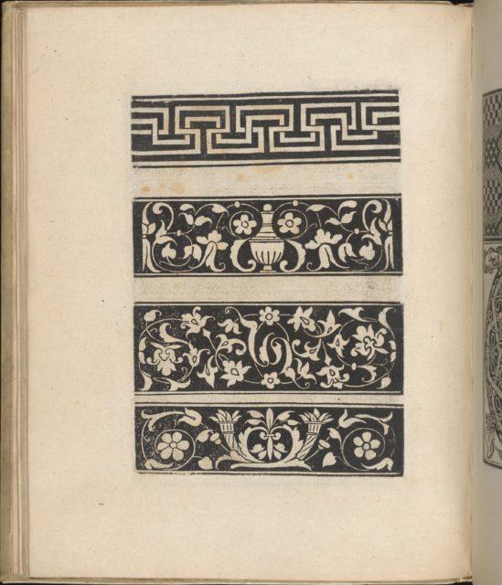 Trionfo Di Virtu. Libro Novo..., page 19 (recto)