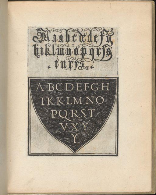 Trionfo Di Virtu. Libro Novo..., page 2 (recto)