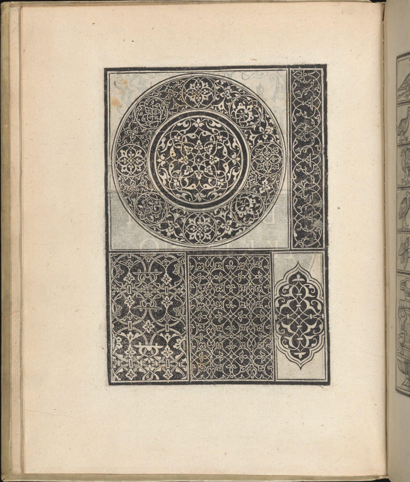 Trionfo Di Virtu. Libro Novo..., page 2 (verso)