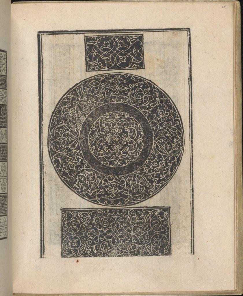 Trionfo Di Virtu. Libro Novo..., page 20 (verso)