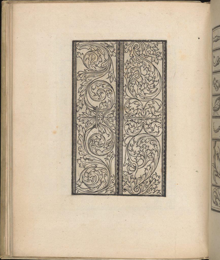 Trionfo Di Virtu. Libro Novo..., page 23 (recto)
