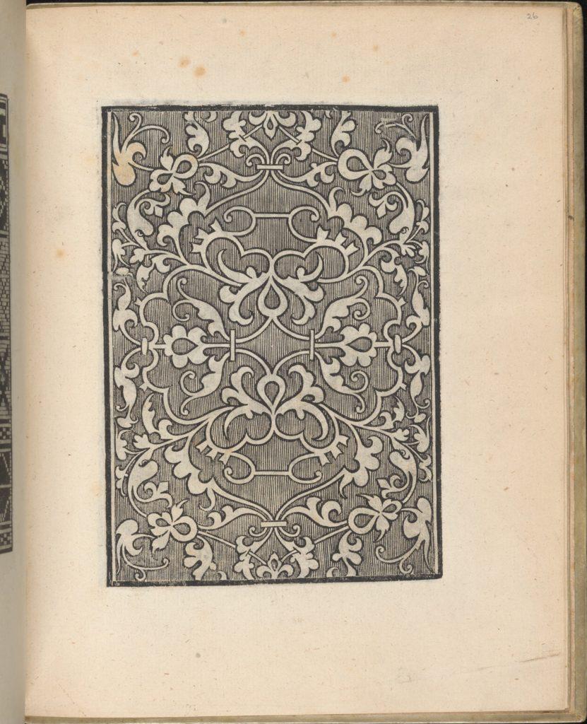 Trionfo Di Virtu. Libro Novo..., page 26 (verso)