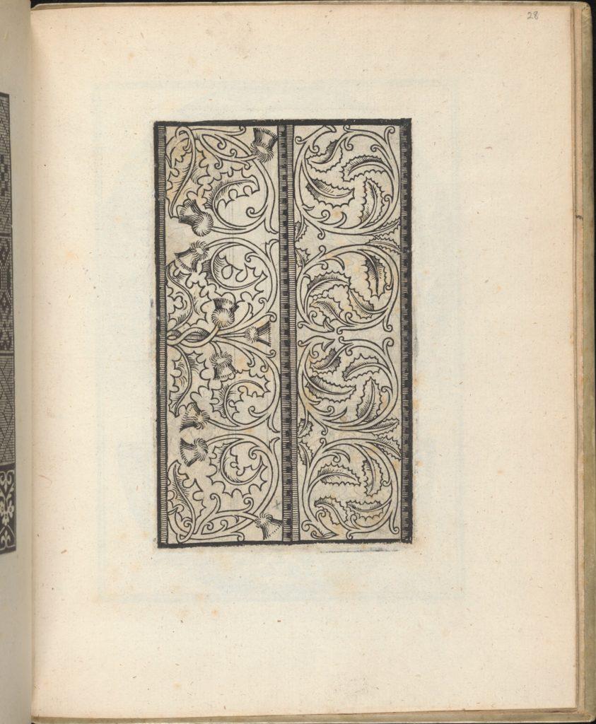 Trionfo Di Virtu. Libro Novo..., page 28 (verso)