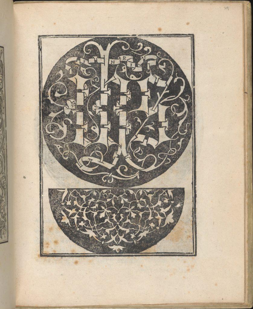 Trionfo Di Virtu. Libro Novo..., page 29 (verso)