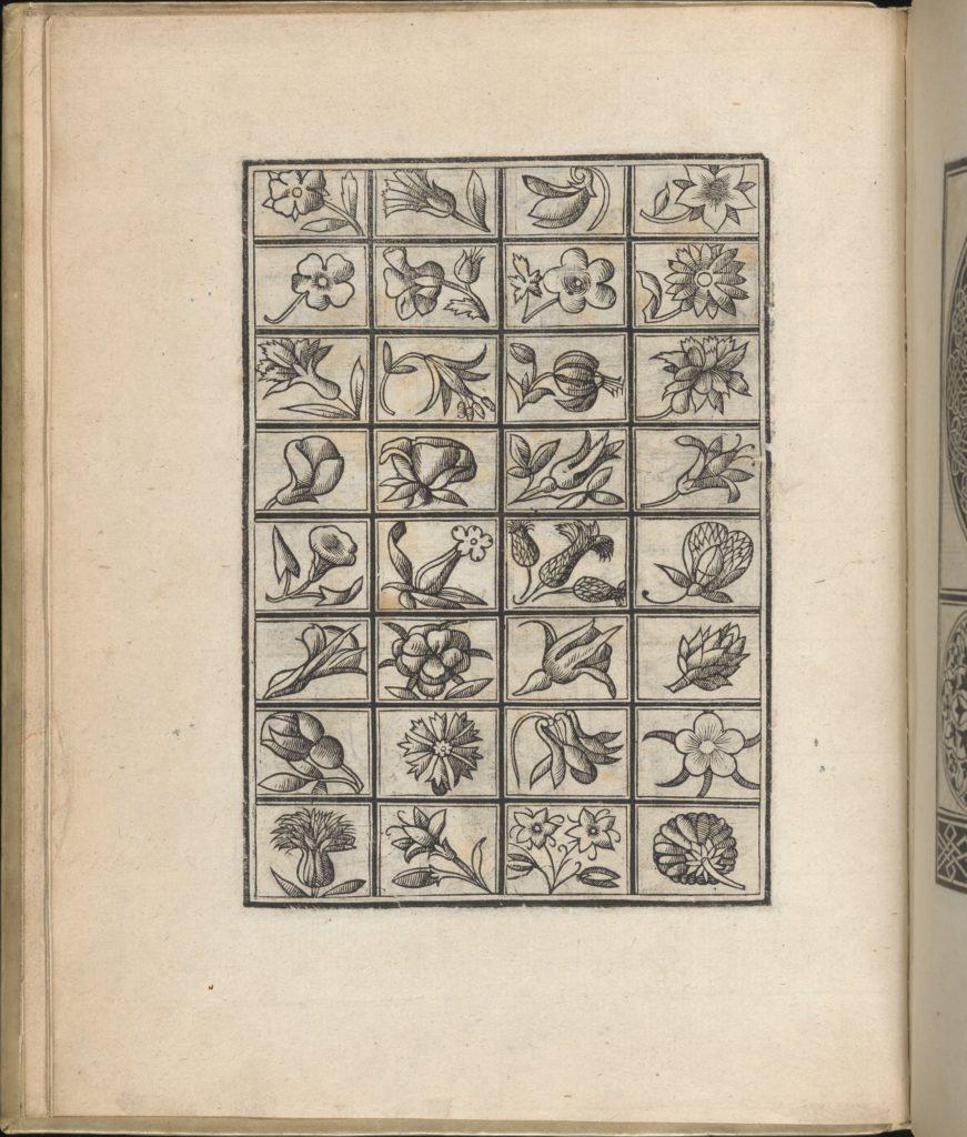 Trionfo Di Virtu. Libro Novo..., page 3 (verso)