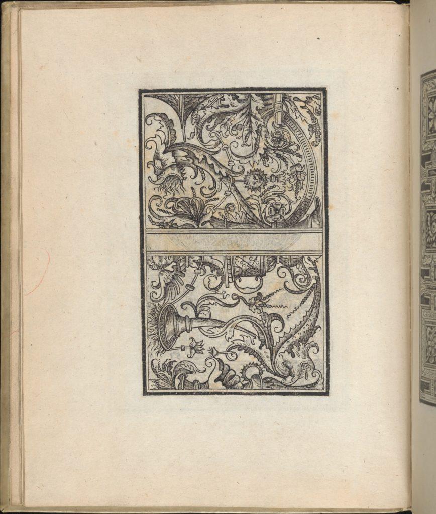 Trionfo Di Virtu. Libro Novo..., page 4 (verso)