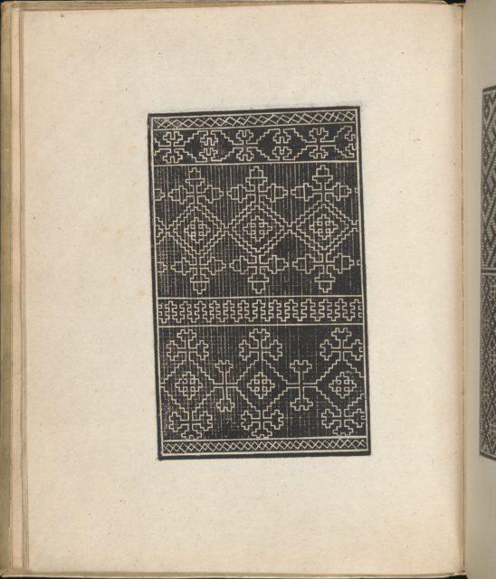 Trionfo Di Virtu. Libro Novo..., page 6 (verso)
