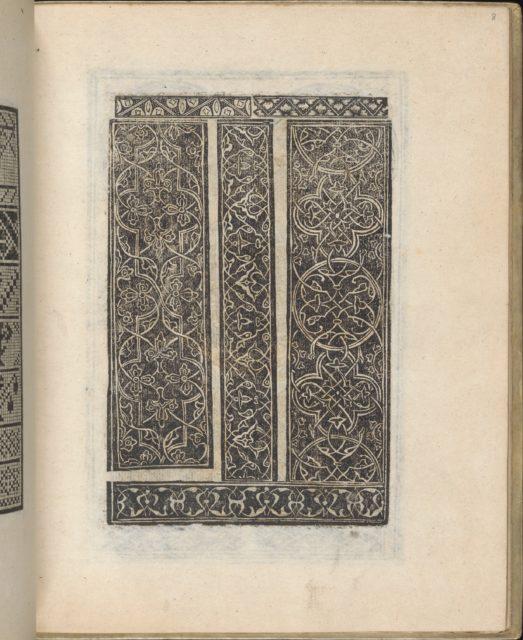 Trionfo Di Virtu. Libro Novo..., page 8 (recto)