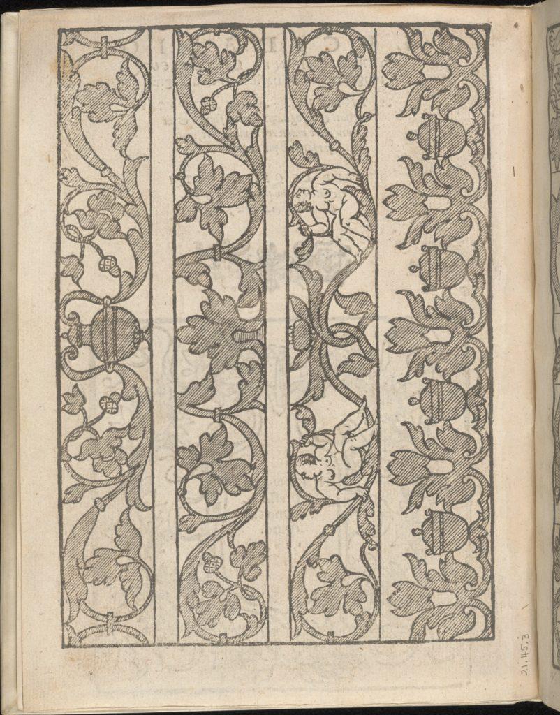 Lucidario di Recami, page 2 (recto)