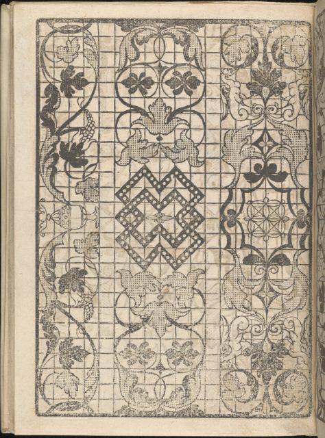Splendore delle virtuose giovani, page 12 (verso)
