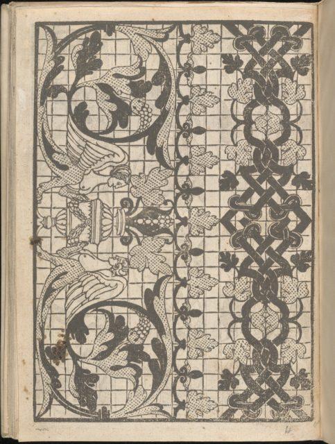 Splendore delle virtuose giovani, page 16 (verso)
