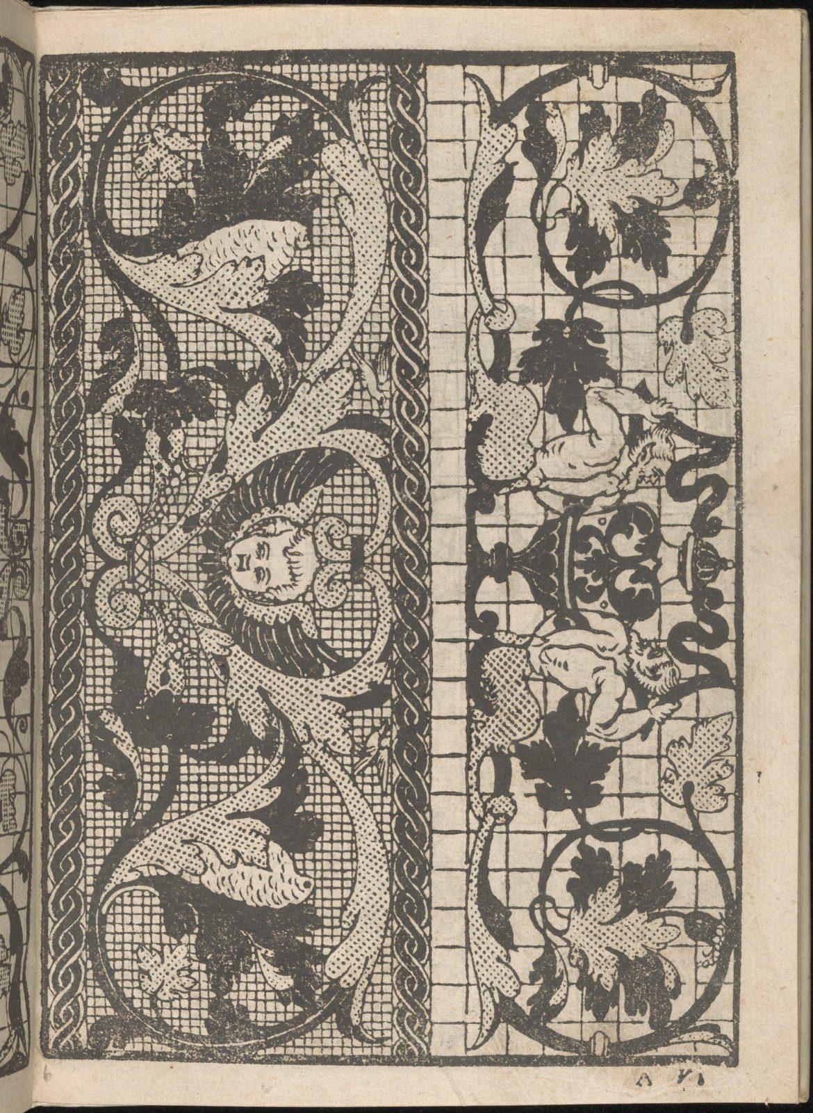 Splendore delle virtuose giovani, page 3 (verso)