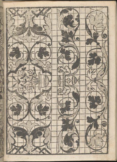 Splendore delle virtuose giovani, page 7 (recto)