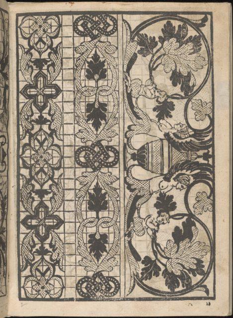 Splendore delle virtuose giovani, title page (verso)