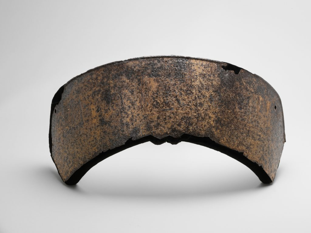 Cantle Plate