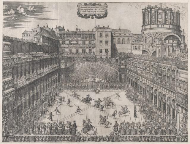 Speculum Romanae Magnificentiae: Vatican Tournament