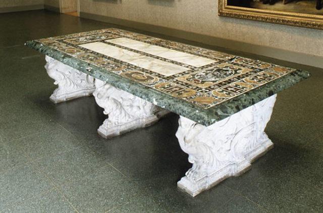 The Farnese Table