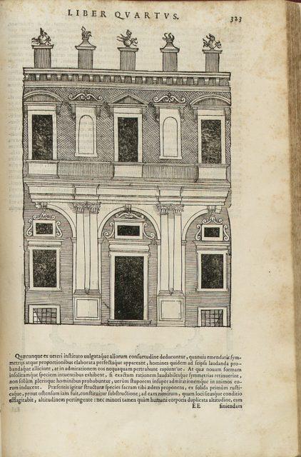 Bononiensis de architectura libri quinque quibus cuncta fere architectonicae facultatis mysteria docte, perspicue . . .