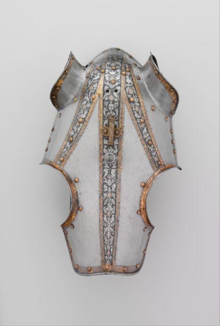 Half-Shaffron (Horse's Head Defense)