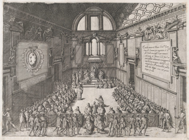 Speculum Romanae Magnificentiae: Vatican Reception of the Duke of Tuscany