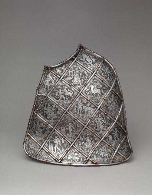 Trellised Targe (Shield)