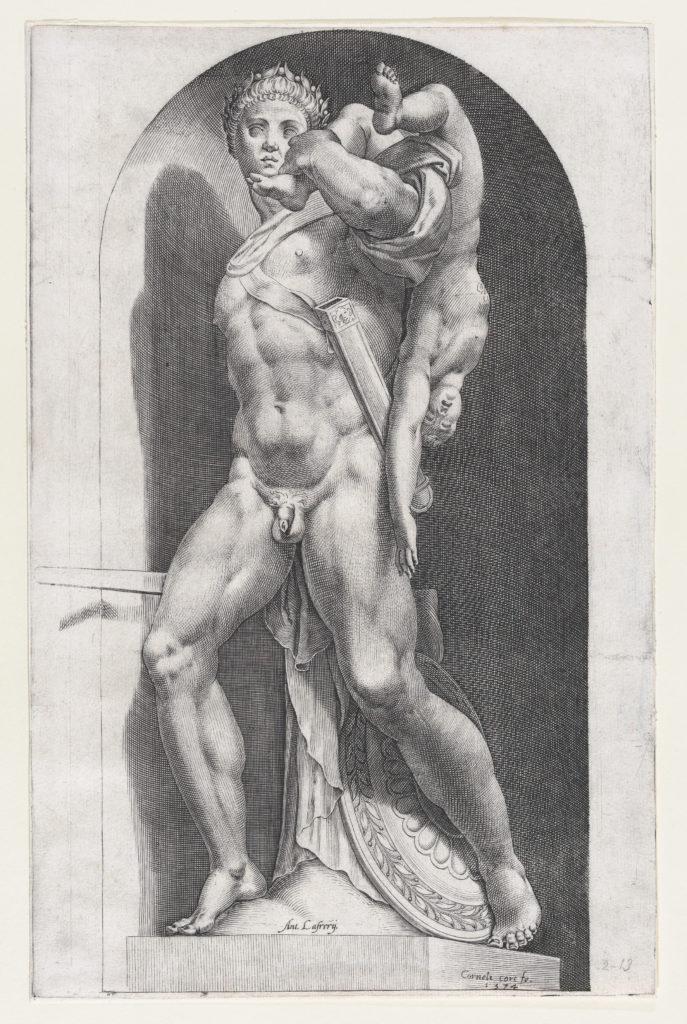 Speculum Romanae Magnificentiae: Atreus Farnese