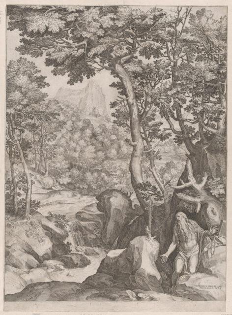 St Onuphrius in the Wilderness
