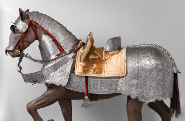 Horse Armor Probably Made for Count  Antonio IV Collalto (1548–1620)