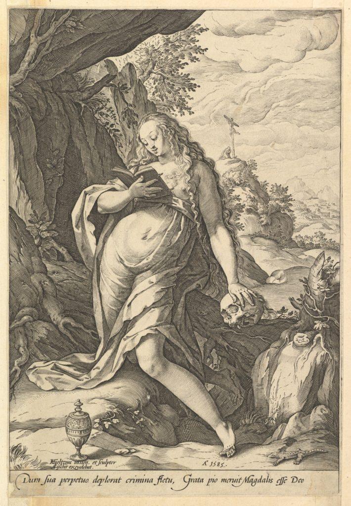 St. Mary Magdalene Penitent