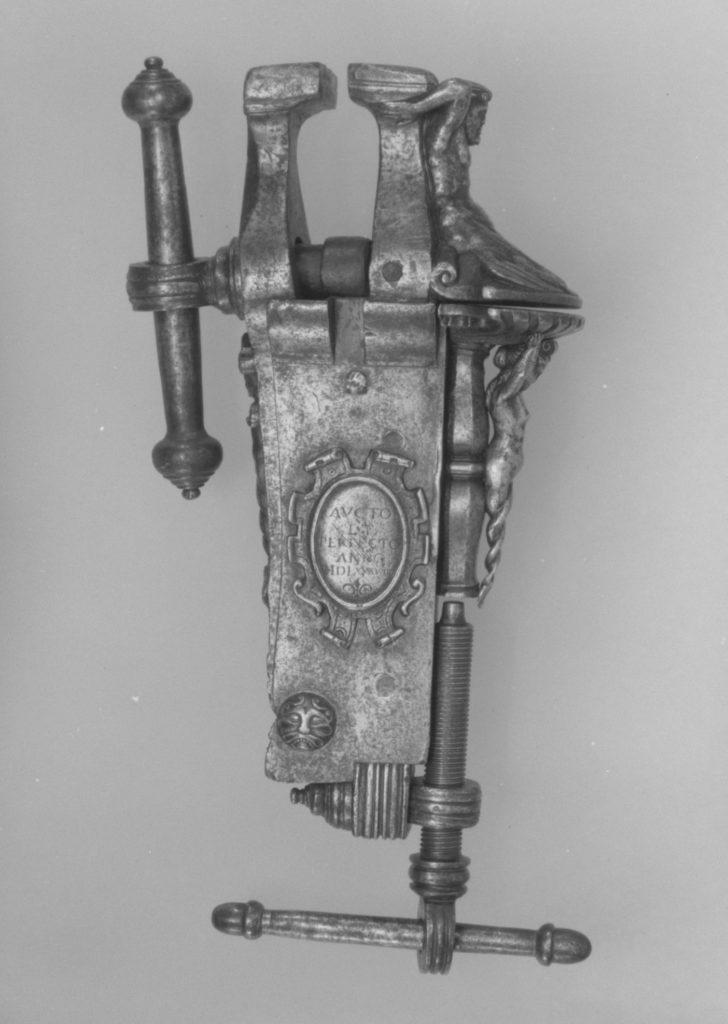 Armorer's vise