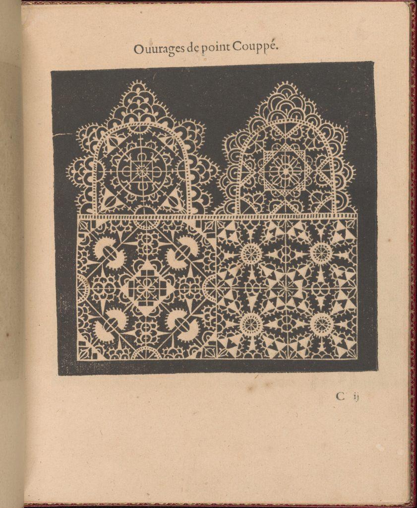 Les Singuliers et Nouveaux Portraicts... page 10 (recto)