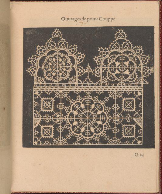 Les Singuliers et Nouveaux Portraicts... page 11 (recto)