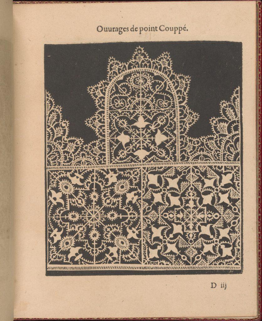 Les Singuliers et Nouveaux Portraicts... page 15 (recto)