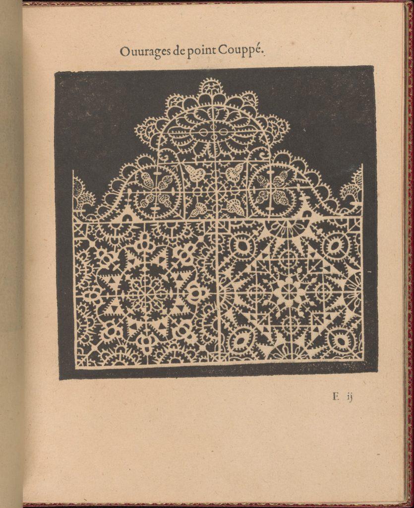 Les Singuliers et Nouveaux Portraicts... page 18 (recto)