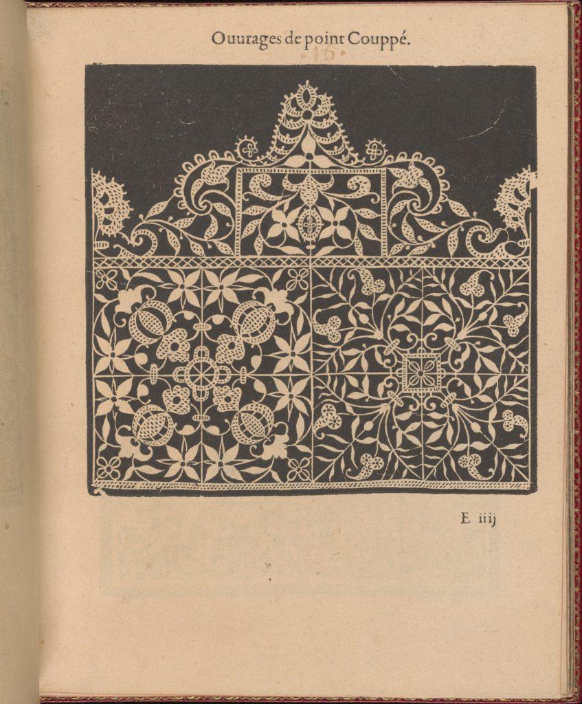 Les Singuliers et Nouveaux Portraicts... page 20 (recto)