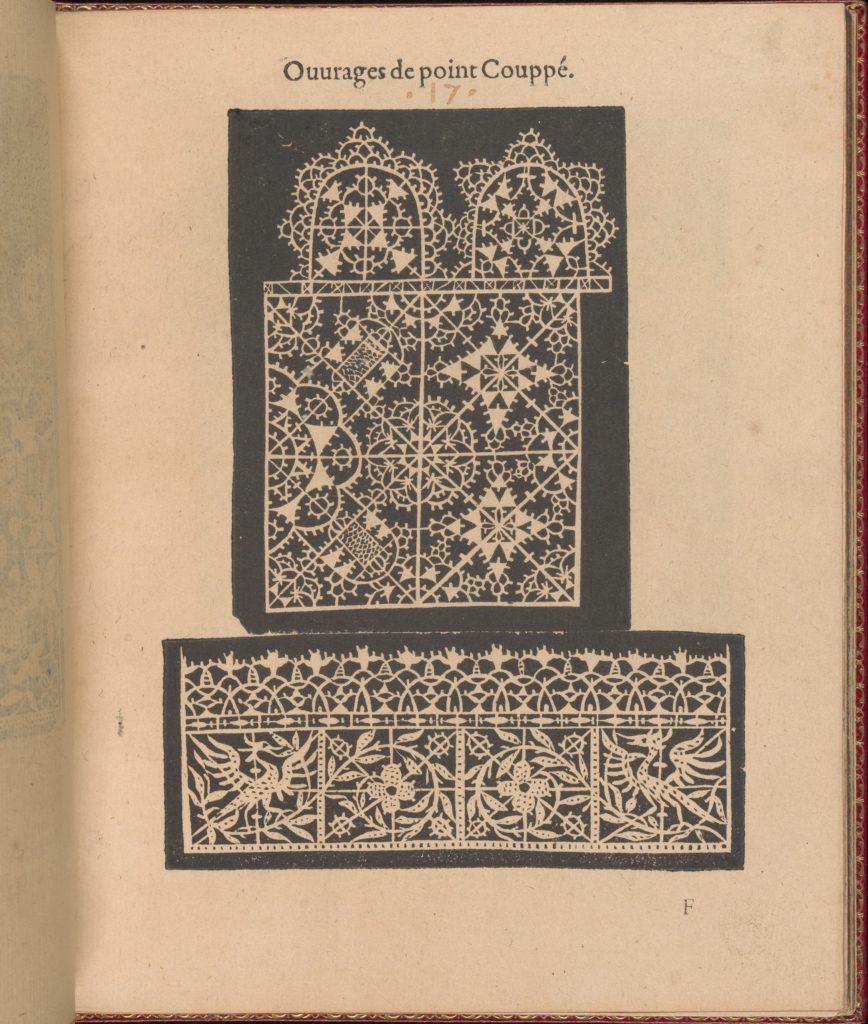 Les Singuliers et Nouveaux Portraicts... page 21 (recto)