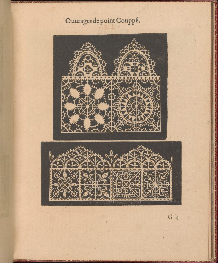 Les Singuliers et Nouveaux Portraicts... page 26 (recto)