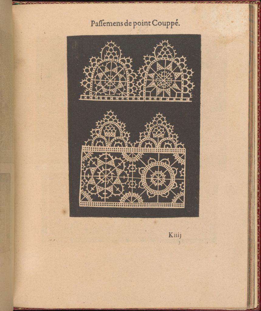 Les Singuliers et Nouveaux Portraicts... page 39 (recto)