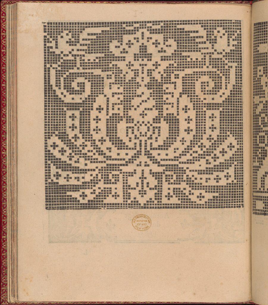 Les Singuliers et Nouveaux Portraicts... page 41 (verso)