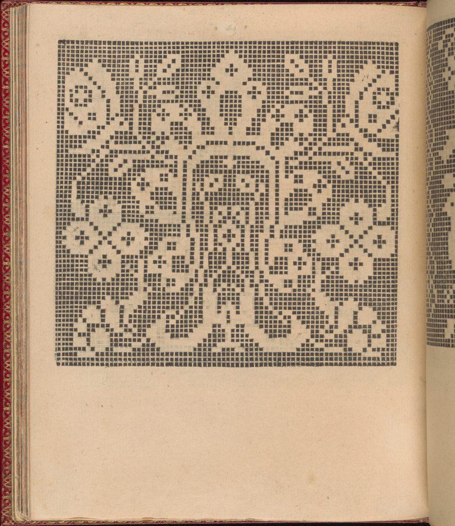 Les Singuliers et Nouveaux Portraicts... page 43 (verso)