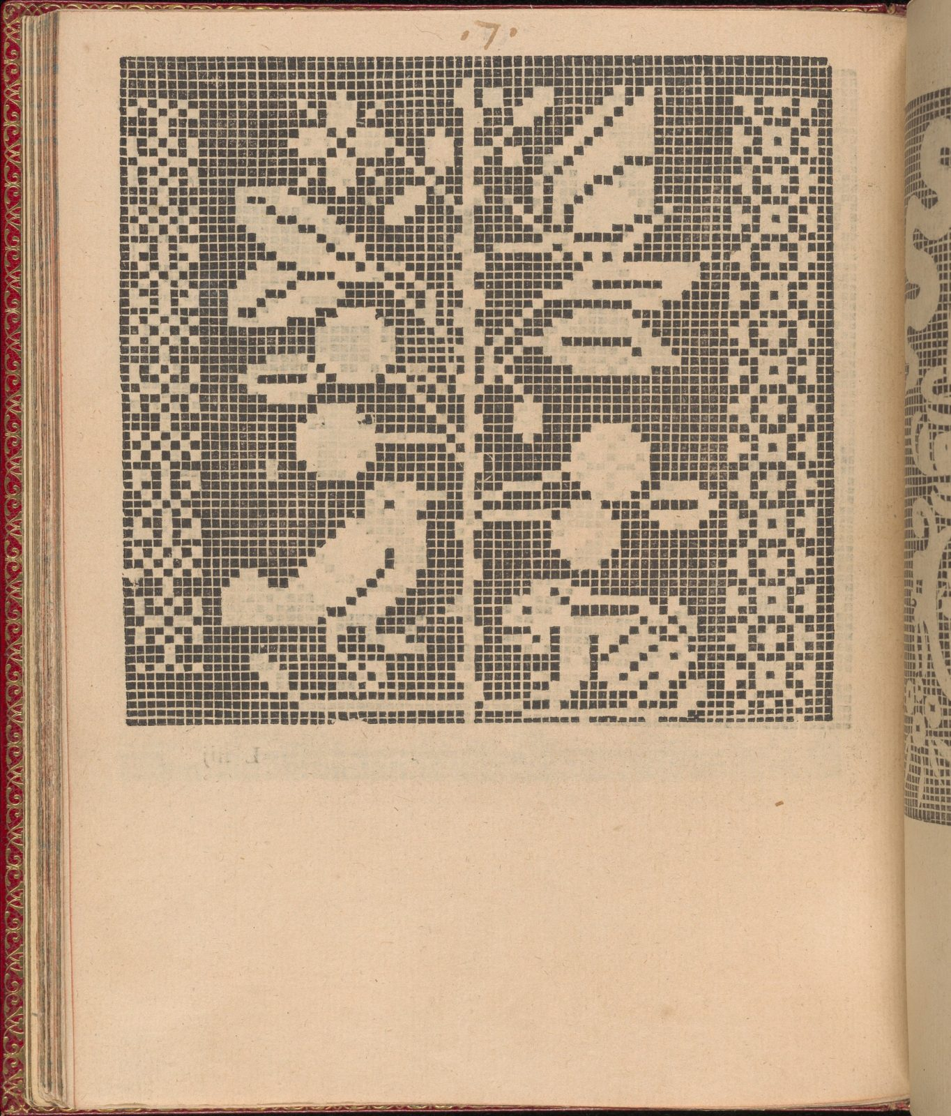 Les Singuliers et Nouveaux Portraicts... page 44 (verso)