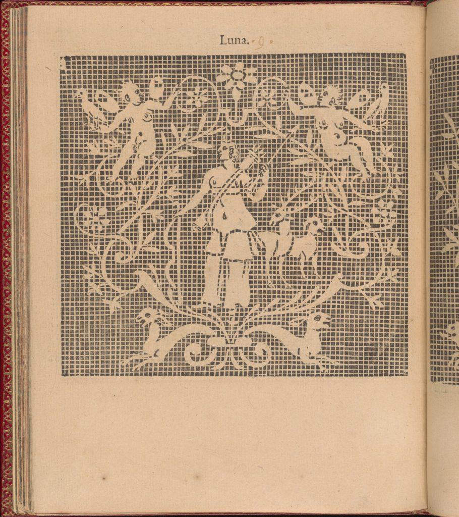 Les Singuliers et Nouveaux Portraicts... page 45 (verso)