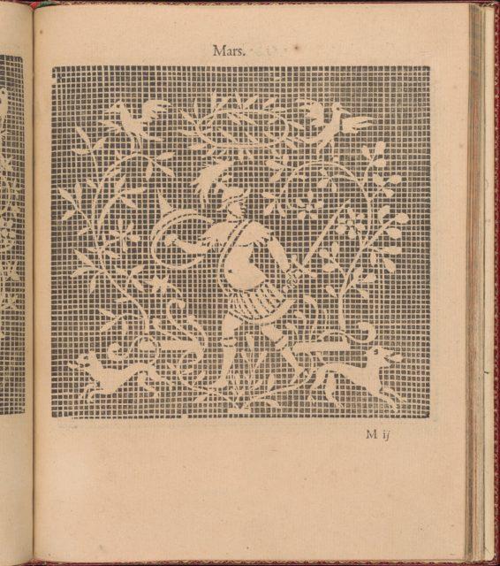 Les Singuliers et Nouveaux Portraicts... page 46 (recto)