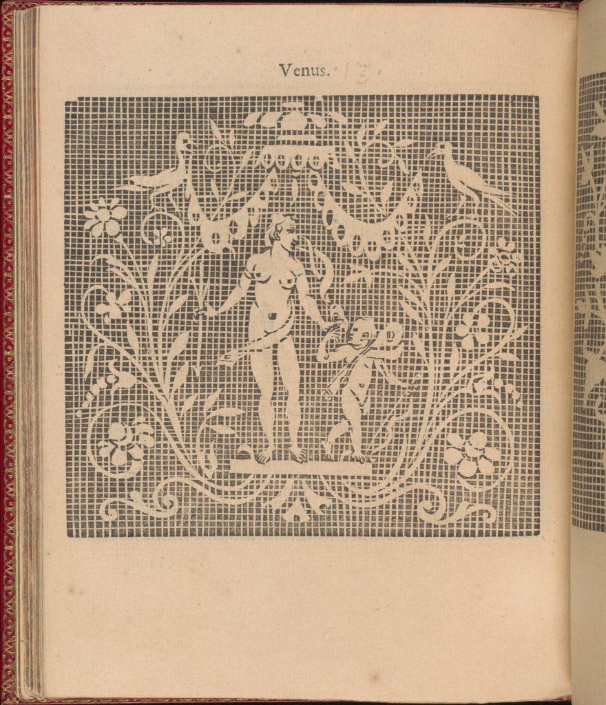 Les Singuliers et Nouveaux Portraicts... page 47 (verso)