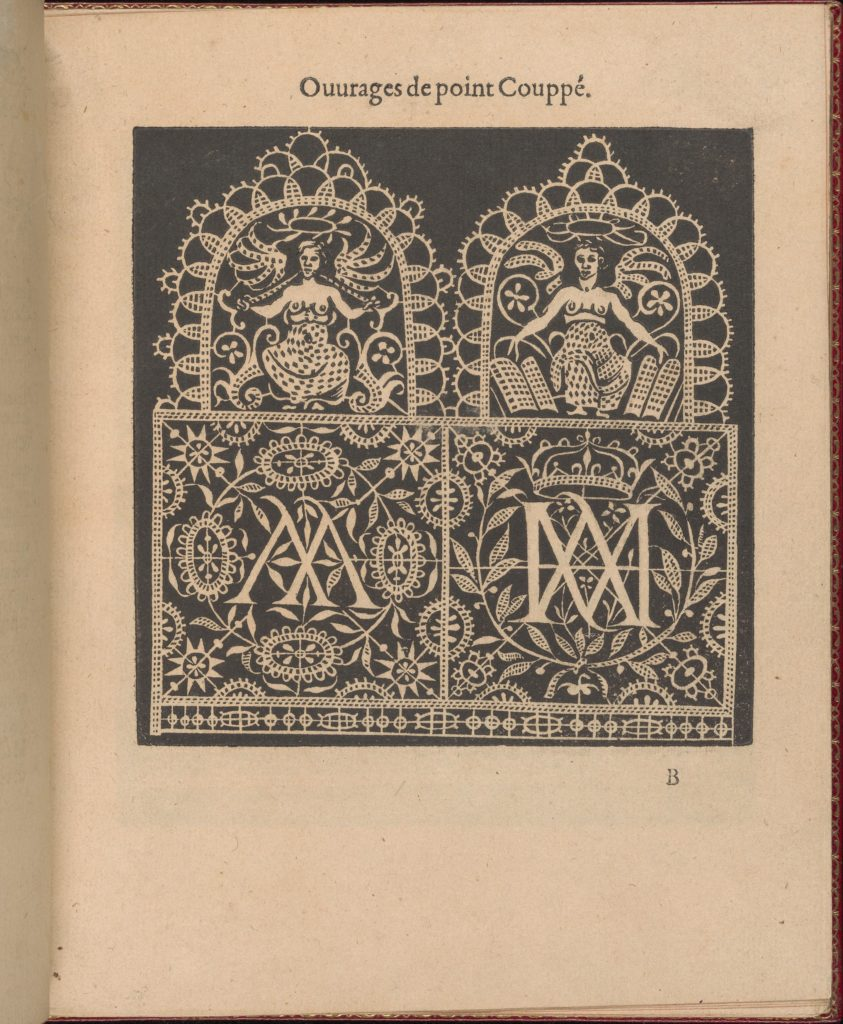 Les Singuliers et Nouveaux Portraicts... page 5 (recto)