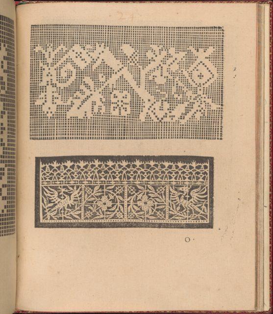 Les Singuliers et Nouveaux Portraicts... page 53 (recto)