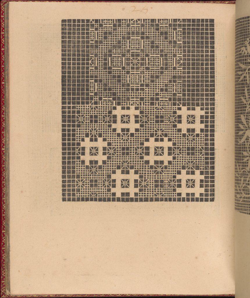 Les Singuliers et Nouveaux Portraicts... page 53 (verso)