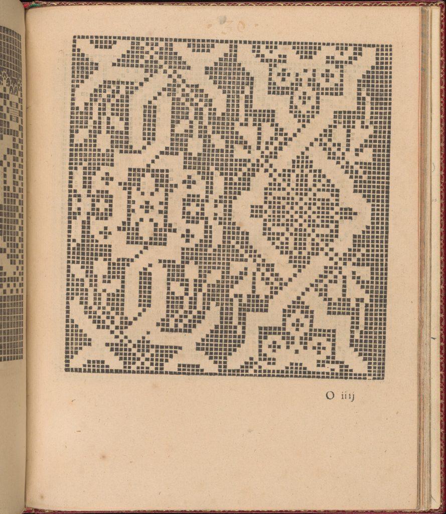 Les Singuliers et Nouveaux Portraicts... page 56 (recto)