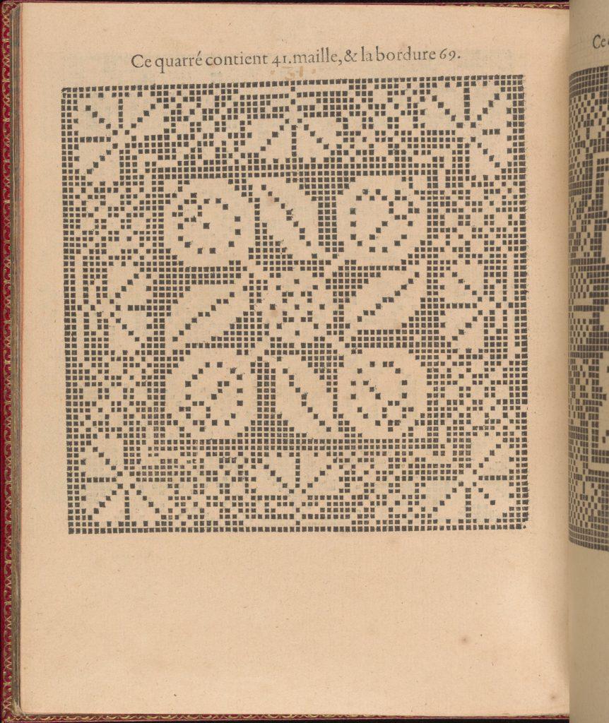 Les Singuliers et Nouveaux Portraicts... page 56 (verso)